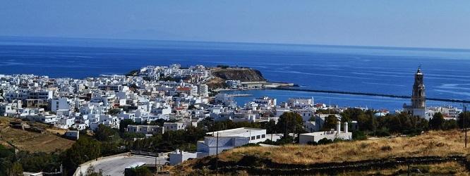 capitale Tinos