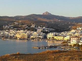 port Tinos