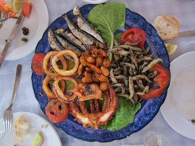 gastronomie Tinos