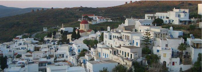 village Tinos